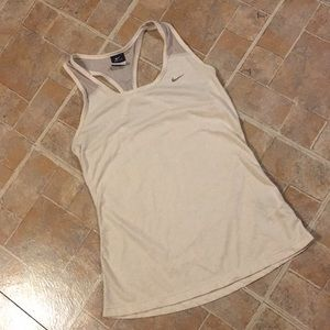Nike athletic tank top size women's small